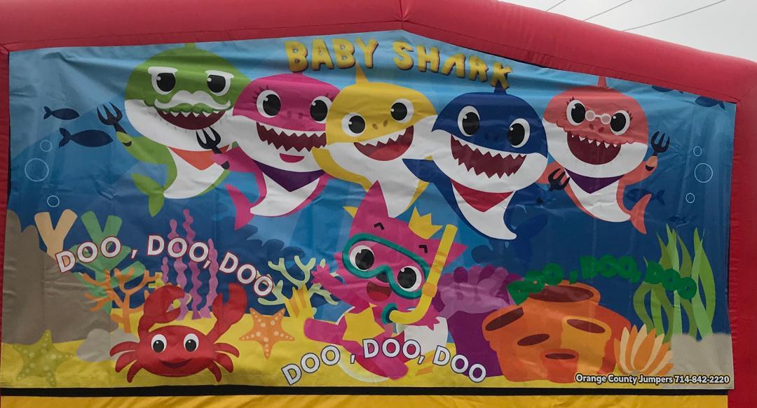 Babyf Sharks Jumper