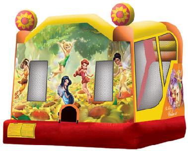 Disney Fairies Licensed Combo Bouncer