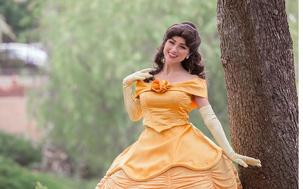 Belle Princess Party
