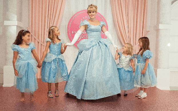 Cinderella Princess Parties
