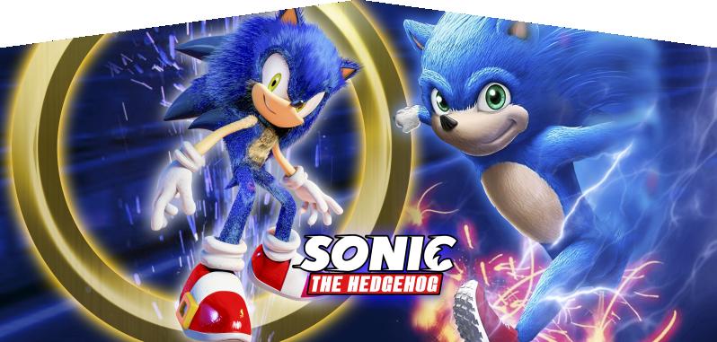 Sonic the Hedge Hog Jumper